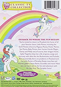 My Little Pony: The Complete Series [DVD] [Region 1] [US Import] [NTSC]