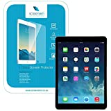 ScreenSkin® 0.3mm Tempered Glass Crystal HD Clear Transparent Screen Protector for Apple iPad Mini 1 2 3 Retina - features 9H Surface Hardness