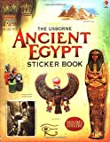 Rob Lloyd Jones Ancient Egypt Sticker Book (Usborne Sticker Books)
