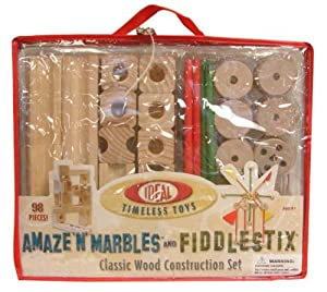 Ideal Amaze N Marbles/Fiddlestix in Vinyl Bag