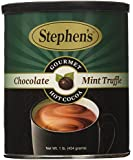 Stephen's Gourmet Hot Cocoa, Chocolate Mint Truffle - 1lb. Canister