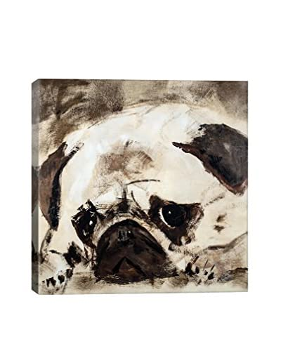 Julian Spencer Percival Gallery Wrapped Canvas Print