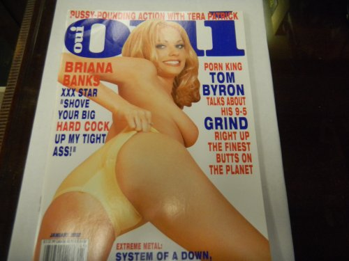 Oui Adult Magazine-briana Banks- January 2002