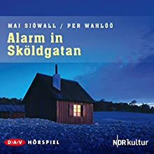 Alarm in Sköldgatan (Kommissar Martin Beck 5) (       ungekürzt) von Maj Sjöwall, Per Wahlöö Gesprochen von: Matthias Ponnier