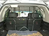 Saunders Wiremesh Headrest Mounted Dog Guard Fits Volvo C-30 2007 Onwards