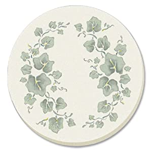 Corelle callaway absorbent stone coaster 4 pack coasters - Stone absorbent coasters ...