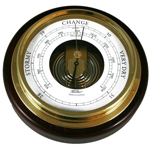 ambient-weather-1434b-22-fischer-mahogany-wood-and-brass-marine-barometer-6-1-2