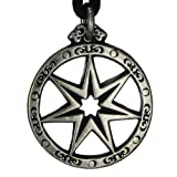 The Faery Star Fairy Pendant Jewelry Talisman Amulet Elven wiccan Pagan Necklace