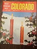 img - for COLORADO Rocky Mountain West (NM, UT, WY) Magazine. Vol V, No. 3. Nov-Dec 1969. book / textbook / text book