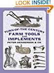 Turn-of-the-Century Farm Tools and Im...