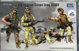 Trumpeter 1/35 US Marines Iraq 2003