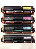 Samsung Genuine New CLT 504 Rainbow STARTER Pack CMYK 1 Set. CLT-K504S + CLT-C504S + CLT-M504S + CLT-Y504S use for CLP 415 N, CLP 415 NW, CLX 4195 N, CLX 4195 FN, CLX 4195 FW, Xpress C1810W C1860FN C1860FW