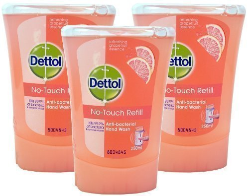 3x-dettol-no-touch-refill-anti-bacterial-grapefruit-hand-wash-kills-999-bacteria-250ml