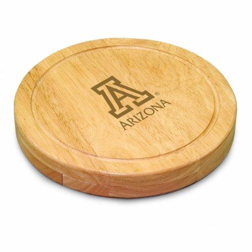 NCAA Arizona Wildcats Circo Cheese Set