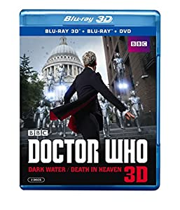 Doctor Who: Dark Water/Death in Heaven 3D (BD 3D / BD / DVD) [Blu-ray] from BBC Home Entertainment