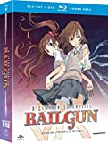 A Certain Scientific Railgun - Complete Season 1 [Blu-Ray + DVD]