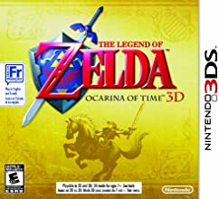 The Legend of Zelda: Ocarina of Time 3D - Nintendo 3DS Standard Edition