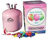 Toy - Helium Ballongas XXL 420 Liter Heliumbeh�lter inklusive 50 Luftballons