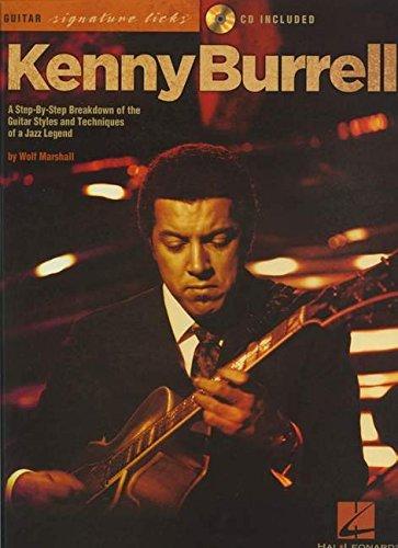 Kenny Burrell (Guitar Signature Licks)