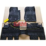 2014 Jeep Wrangler 4 Door Slush Mats