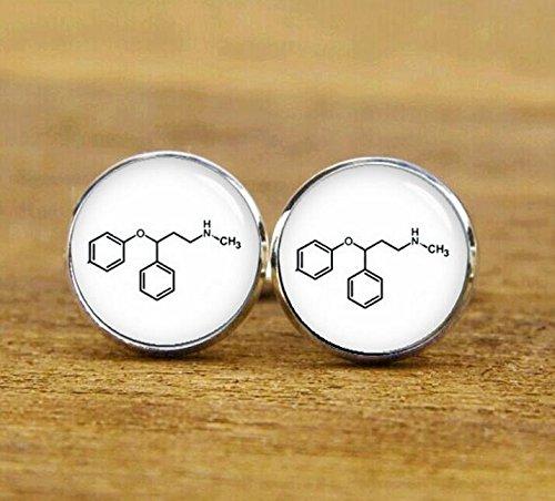 prozac-boutons-de-manchette-prozac-formule-moleculaire-molecule-boutons-de-manchette-boutons-de-manc