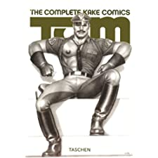 Tom of Finland: The Complete Kake Comics (German, English and French Edition)