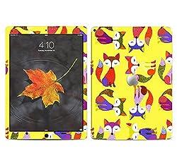 Theskinmantra Squirrel Calm SKIN/STICKER/VINYL for Apple Ipad Pro Tablet 12.9 inch