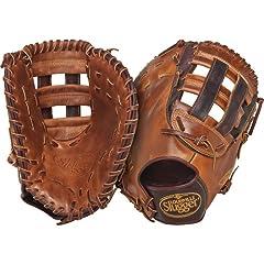 Buy Louisville Slugger 13-Inch FG Omaha Pro First Baseman's Mitts by Louisville Slugger