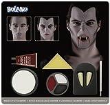 Toy - Boland 45083 - Schminkset Vampir Farben, Schwamm, Pinsel und Z�hne
