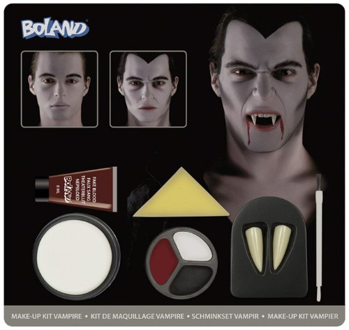 Boland 45083 - Make-Up Kit Trucchi Vampiro