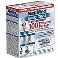 NeilMed Sinus Rinse Premixed Packets -- 100 Packets
