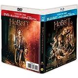 El Hobbit: La Desolación De Smaug (DVD + BD + Copia Digital) [Blu-ray]