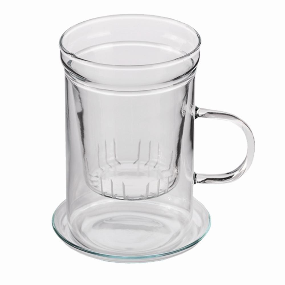 Randwyck 72200 - Taza con filtro para té (3 piezas)   Comentarios y descripción más