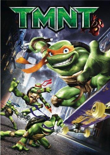 Черепашки Ниндзя / TMNT (2007) DVDRip