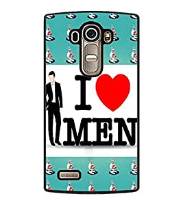 PrintDhaba Quote D-4342 Back Case Cover for LG G4 (Multi-Coloured)