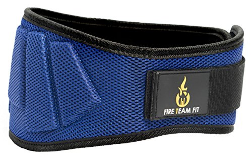 Fire-Team-Fit-Weightlifting-Belt-Crossfit-Olympic-Lifting-for-Men-and-Women-6-Inch-Back-Support-for-Lifting