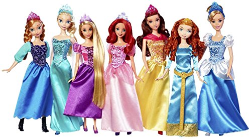 Disney Princess Doll Collection