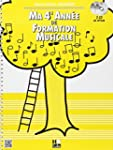 Ma 4�me ann�e de formation musicale