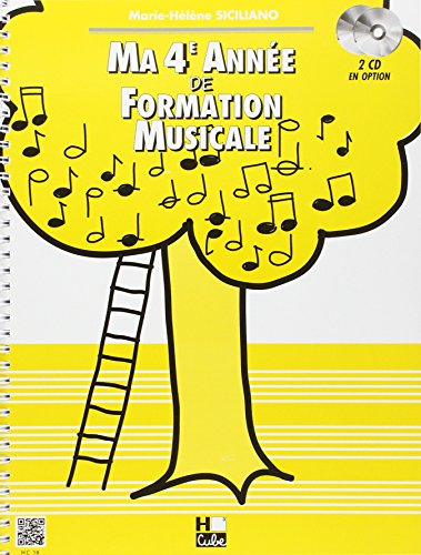 Ma 4ème année de formation musicale