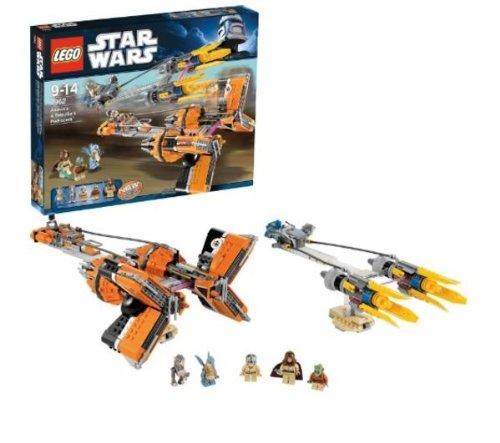 Star Wars – Anakin's & Sebulba's Podracers – 7962 günstig