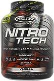 Muscletech Nitro-Tech 1.8Kg Vanilla Whey Isolate+ Lean Muscle Builder