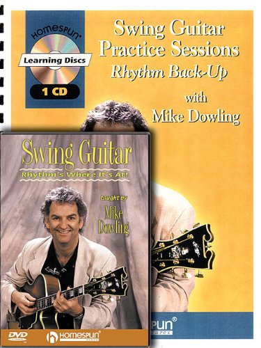 Swing Guitar Bundle Pack: Includes Swing Guitar Practice Sessions and Swing Gu