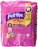 Pull-Ups Learning Designs Training Pants, 4T-5T Girl, Jumbo, 19 ct
