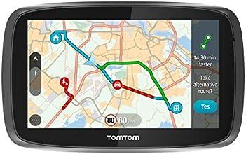 TomTom GO 510 (5 Pouces) Cartographie Monde, Trafic et Zones de Danger à Vie (1FA5.002.52)