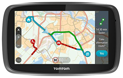 tomtom one radarwarner