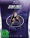 Star Trek - Next Generation/Season 6 [Blu-ray]