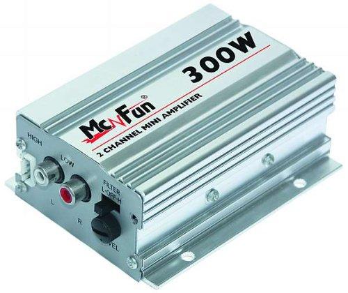 Silverstar 300 Mini Endstufe