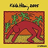 img - for 2015 Keith Haring 30x30 Grid Calendar book / textbook / text book