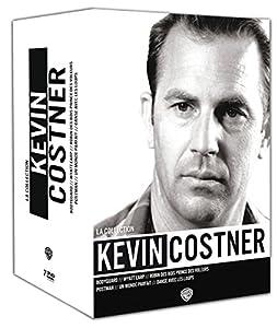 La Collection Kevin Costner - Bodyguard + Wyatt Earp + Robin des Bois, prince des voleurs + Postman + Un monde parfait + Danse avec les loups [Édition Limitée]