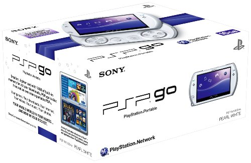 Sony PSP Go! Console (White)